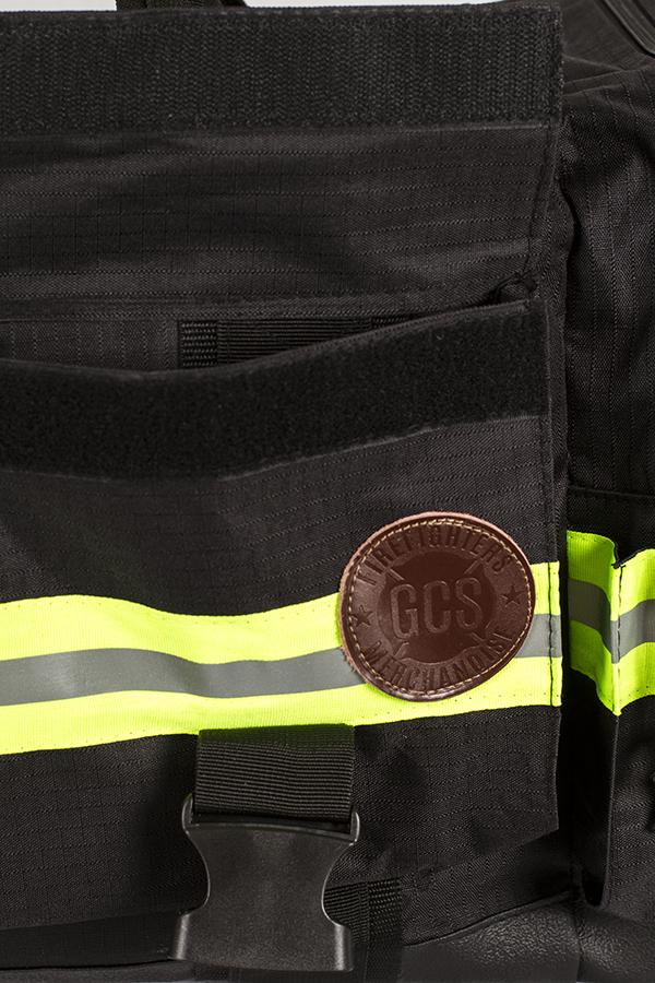 Black Fireflex 174 Duffle Bag Gcs Firefighters Merchandise