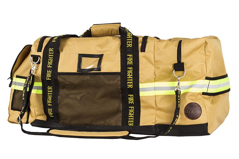 Gold Fireflex® Gear Bag - GCS Firefighters Merchandise