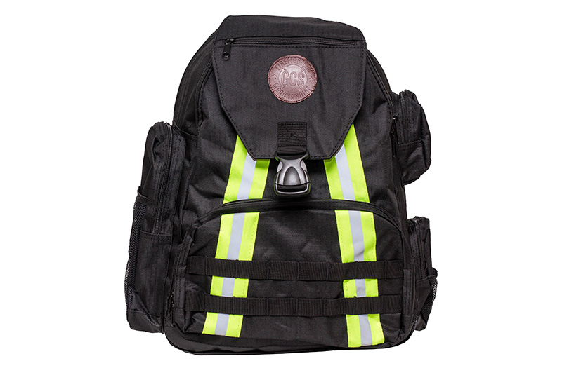 Firefighters Merchandise Fireflex backpack black