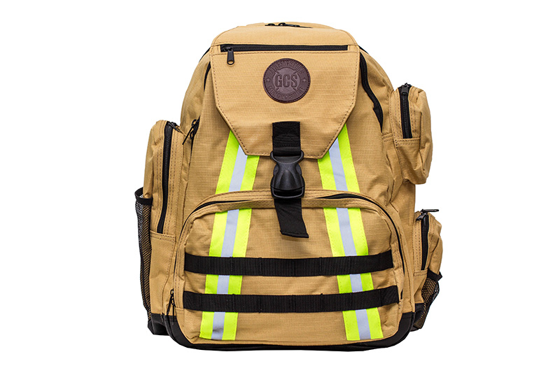 Firefighters Merchandise Fireflex backpack gold
